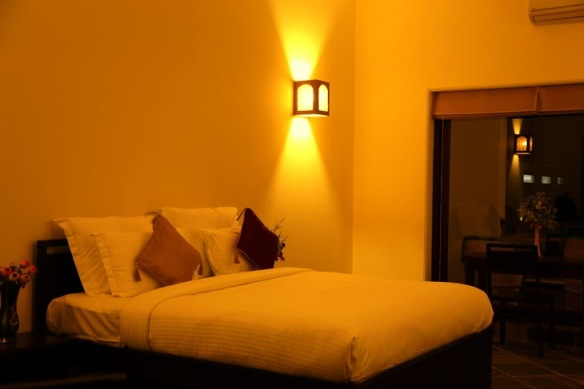Luxurious Accommodation near Ranthambore National Park